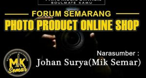 Forum Semarang : Photo Product Online Shop