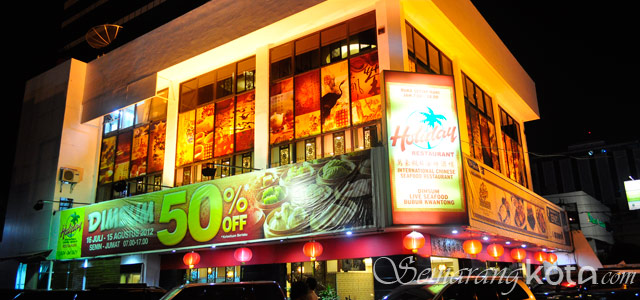 Holiday Restaurant Semarang - Chinese Food