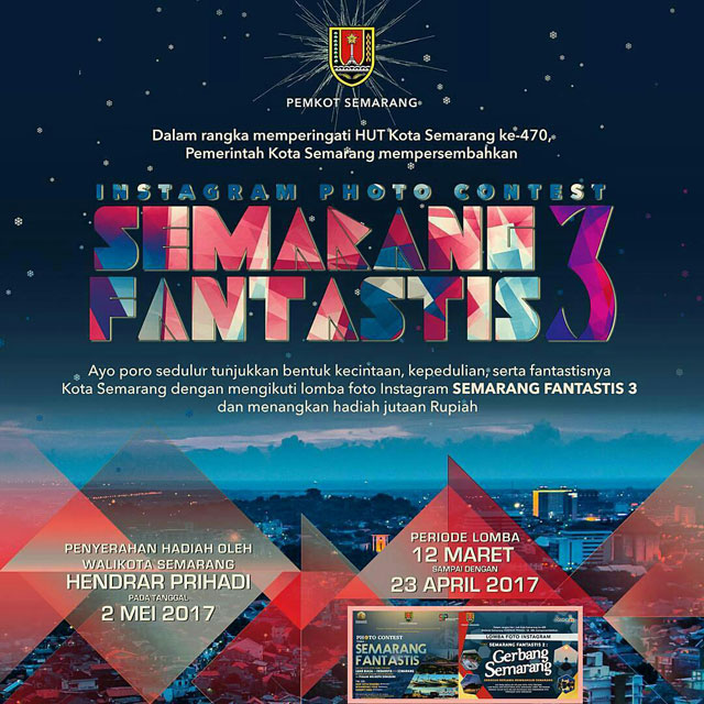 Instagram Photo Contest Semarang Fantastis 3