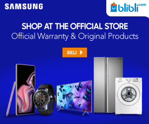 Samsung Official Store Blibli