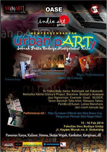 urban-party-oase-semarang