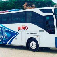 Bus Pariwisata Bimo Transport Indonesia