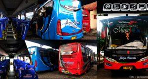 Bus Pariwisata PO Jaya Slamet