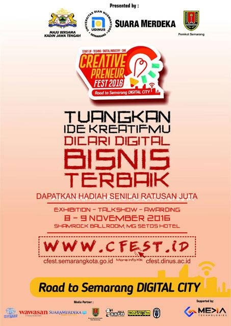 Creative Preneur Fest 2016 - Semarang