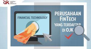 32 Perusahan Fintech Yang Terdaftar di OJK Periode 25 Januari 2018