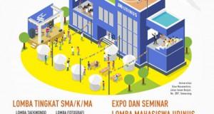 Dinusfest 2016 - Universitas Dian Nuswantoro Semarang