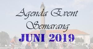Jadwal Event Juni 2019 di Semarang