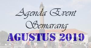 Jadwal Event Agustus 2019 di Semarang