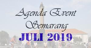 Jadwal Agenda Event Pameran Wisata Kuliner Expo Festival Juli 2019 di Semarang