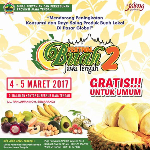 Festival Buah Jawa Tengah 2