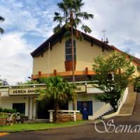 Gereja Katolik Karangpanas Semarang