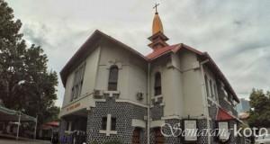 Gereja Katedral Randusari - Semarang