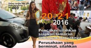Job Fair Disnakertrans Kota Semarang