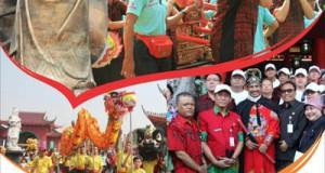 Kirab Budaya Laksamana Cheng Ho ke-611 Tahun