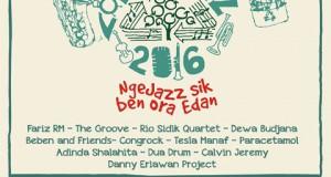 Loenpia Jazz 2016 - Ngejazz Sek Ben Ora Edan