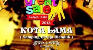Malam Penutupan Semarang Great Sale 2016 - Jawa Tengah