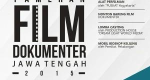Pameran Film Dokumenter Jawa Tengah 2015 - Gedung Lawang Sewu Semarang