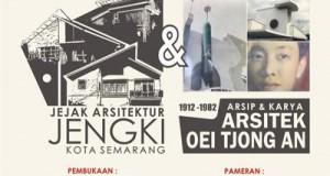 Arsip karya Arsitek Oei Tjong An