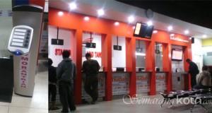 Jadwal Perjalanan Kereta Api di Stasiun Besar Semarang Tawang