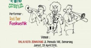 Pre Event Loenpia Jazz 2016 Semarang