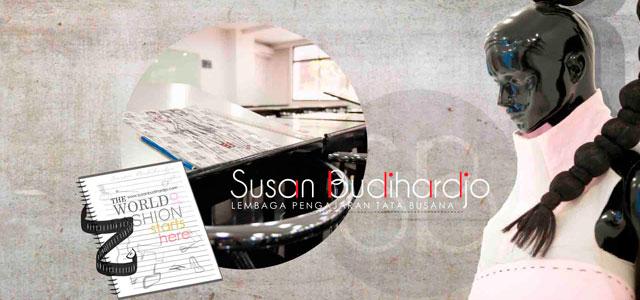 Susan Budihardjo - Lembaga Pengajaran Tata Busana