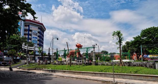 Taman Pandanaran - kota Semarang